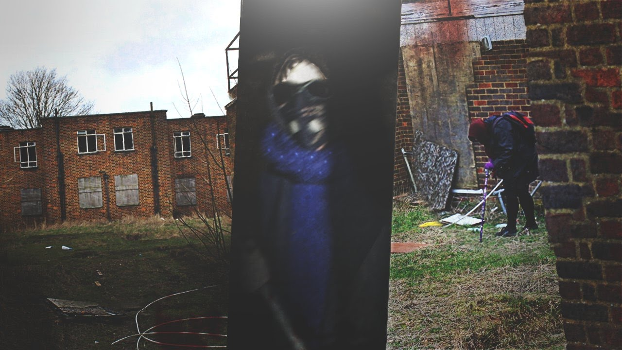 THE MAN WITH AN AXE NEARLY MURDERED ME Exploring Abandoned MENTAL ASYLUM!  (NOT CLICKBAIT)