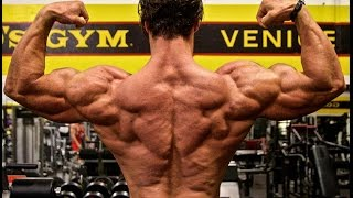 Unique Back Workout | Road to MR OLYMPIA