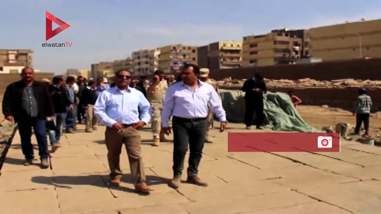 الوطن المصرية:وزير الآثار يتفقد تجهيز المعابد بطرق خاصة لذوي الاحتياجات الخاصة