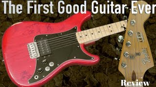 The First Good Guitar Ever