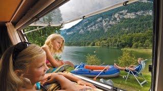 Kampeer TV Niederlande Camping Tirol, Kramsach
