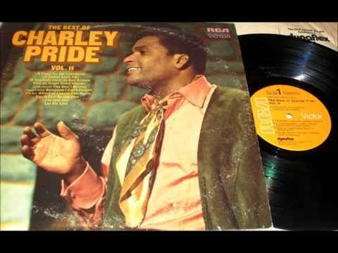 Kiss An Angel Good Mornin' , Charley Pride , 1971 Vinyl