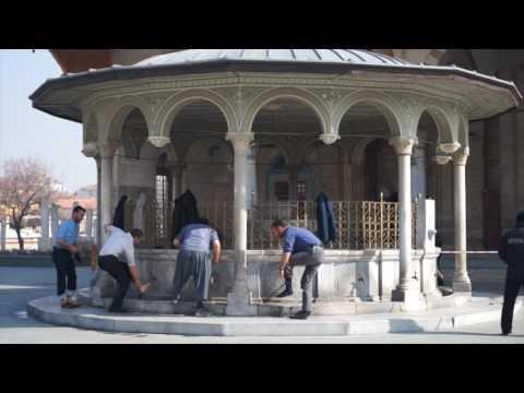 Konya, the city of Mevlana Jalalludin Rumi