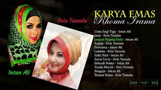 "Evie Tamala & Intan Ali ""Karya Emas Rhoma Irama"""