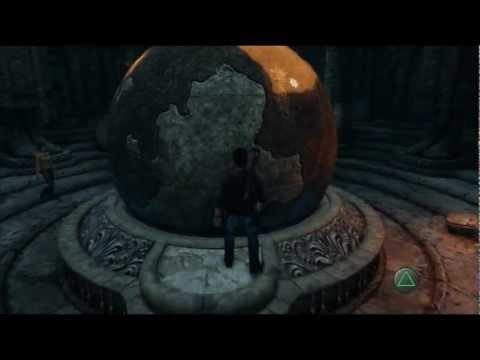Uncharted 3 La Traición de Drake - Puzle El camino del medio