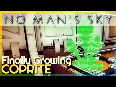 Finally Growing Coprite | 4K | No Man's Sky #30