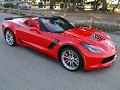 2017 Chevrolet Corvette ZO6 Convertible with 9 miles for sale by Corvette Mike
