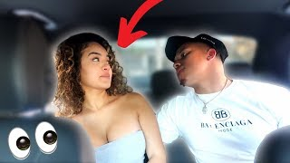 "LETS ""DO IT"" IN THE BACKSEAT PRANK ON GIRLFRIEND!! ** EXPOSED! **"
