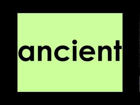 Sixth Grade Vocabulary Sight Words (Part 1)