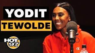 What's Happening In Nipsey Hussle, R. Kelly Cases + Justice Reform w/ Court TV's Yodit Tewolde