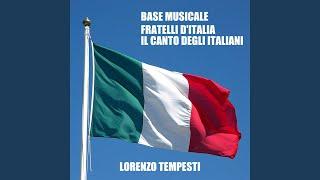 Fratelli D 39 Italia inno di mameli - il canto degli italiani Karaoke version, standard Version.mp3