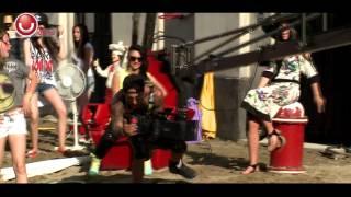Alex Velea - E Marfa Tare Making Of Teaser