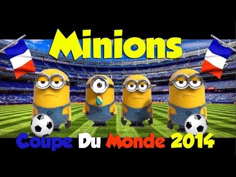 Minions - Coupe Du Monde 2014