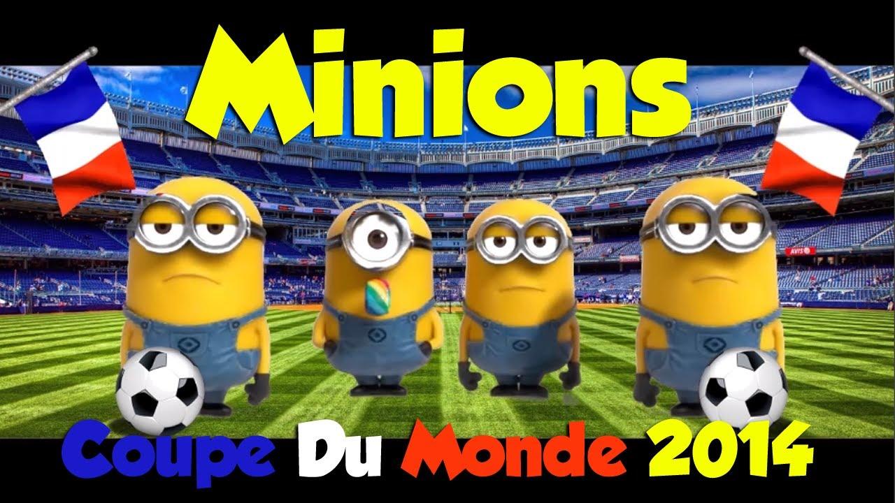 Minions coupe du monde 2014 youtube - Photo de minion ...