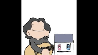 [싱어게인 애니메이션] 노래부르다 전화받는 이무진