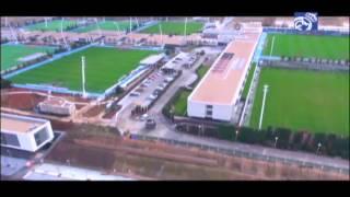 """Тренировочная база """"Реала"""" в Вальдебебас"""
