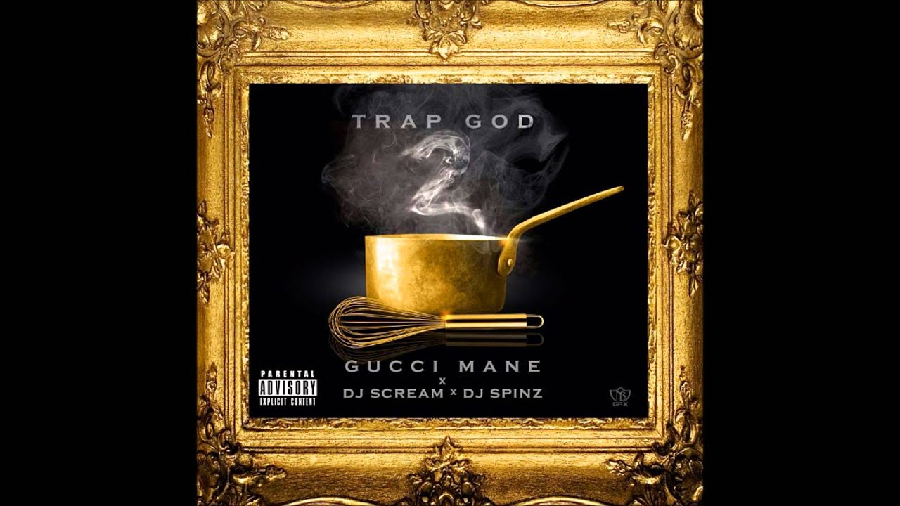 Download Really Ready (Feat. Young Dolph & Rulet 1017) - Gucci Mane - Trap God 2)