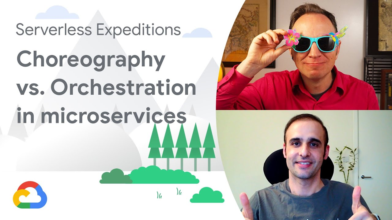Choreography vs Orchestration | Orchestration