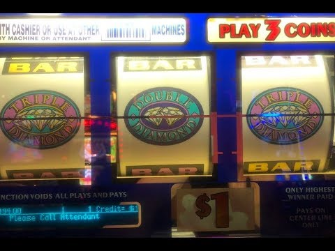 Akafuji JACKPOT LIVE★Double Triple Diamond Slot Handpay on Free Play ! Slot Huge Win at San Manuel
