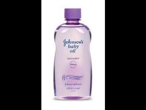 10 استخدامات مختلفة لزيت جونسون للكبار Uses Of Johnson Baby Oil With Lavender Youtube