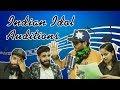 Indian Idol Auditions Qutiyapa |Funny| |HRzero8|