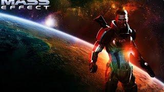 """Фильм """"Mass Effect"""" - Игрофильм ( Сюжетные ролики , Русская озвучка )"""
