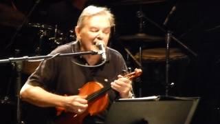 LA CARROZZA DI HANS- Mauro Pagani live il 25/07/14 ad Aosta