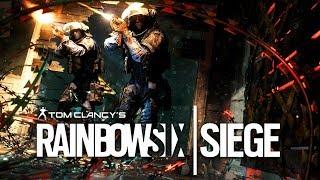 Tom Clancy's Rainbow Six Siege. (Радуга!) Стрим #8 Доброе утро.