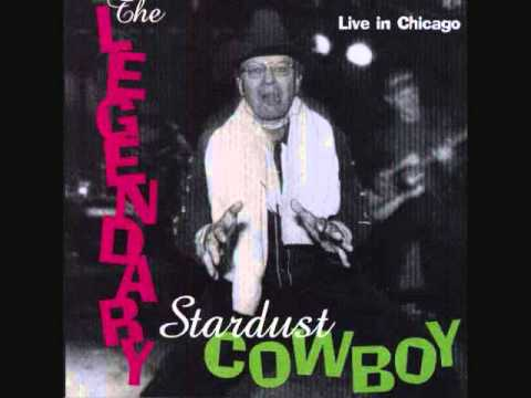The Legendary Stardust Cowboy - Down In The Wrecking Yard