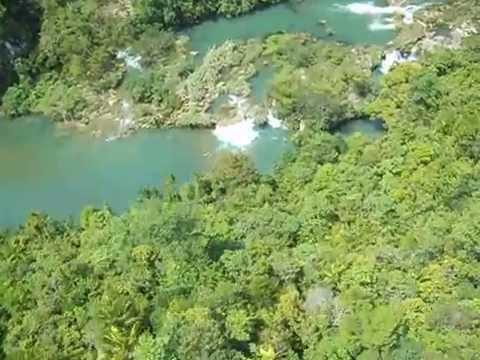 Philippines - Bohol Loboc river zipline crazy experience