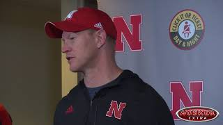 Watch: Frost on Spring Game format, team progress