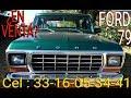 "¿EN VENTA? Ford 79 DOS DUEÑOS l Bronco l F 100 l ""La Paloma"" Ford 79"