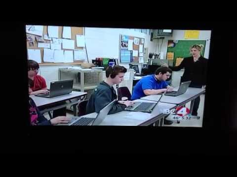 Lancaster High School Personal Finance class