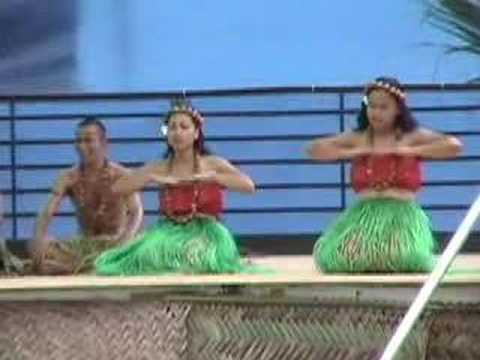 Performance & Song of Kosrae, Federated States of Micronesia