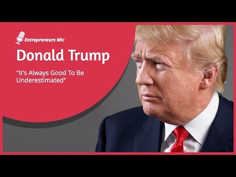 Donald Trump Biography | Lifestory And Biography Of U.S. President