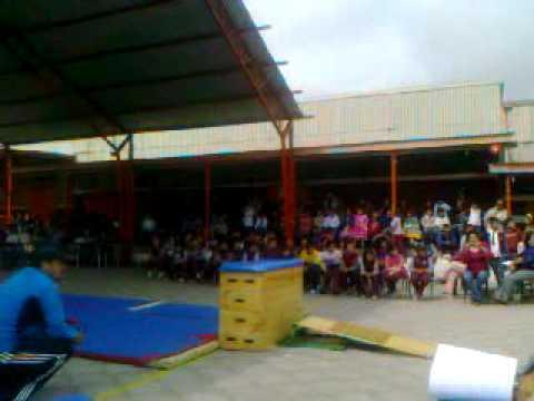 Gimnasiada, Colegio Isabel Riquelme, 2011