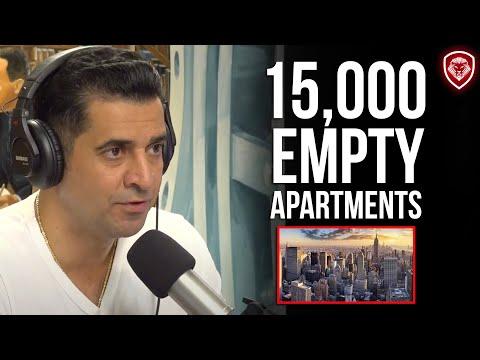 New York City Record 15,000 Empty Apartments