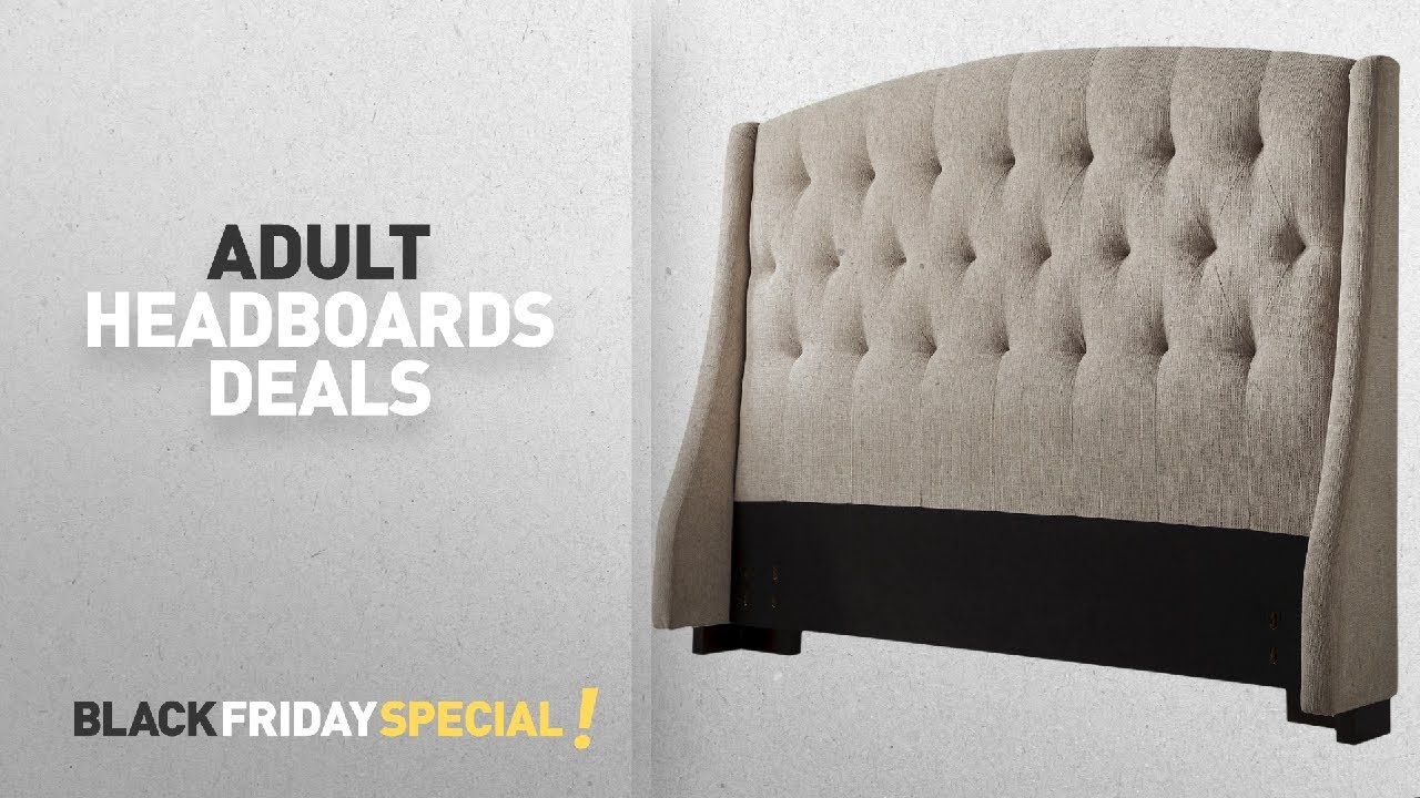 Bedroom Furniture Adult Headboards Deals Target Pre Black - Black friday bedroom furniture deals