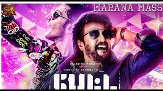 Marana mass   lyrics video -petta  Rajinikanth hits