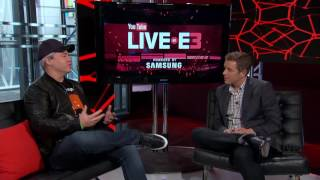 YouTube Live at E3 2016 - Titanfall 2 Developer Interview w/Vince Zampella