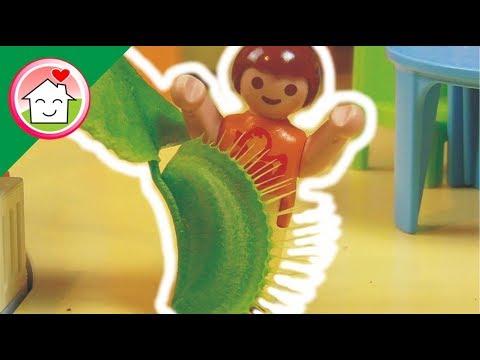 النبات اللي بياكل الذباب - عائلة عمر - أفلام بلاي