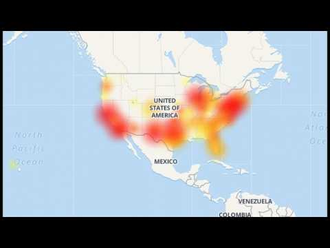 Fiber Cut Causing Wireless Service Issues and Outages for AT&T