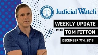 Tom Fitton's Weekly Update: BIG Court Ruling on Clinton Email Scandal--Comey's Testimony--& More!