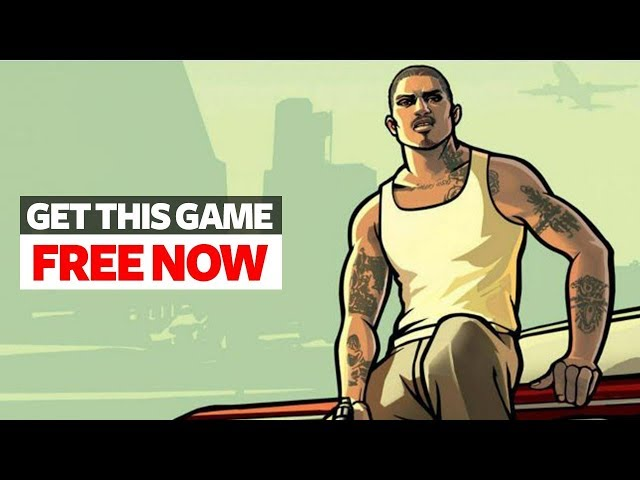 This GTA game is free right now!! (Open World Free Game)