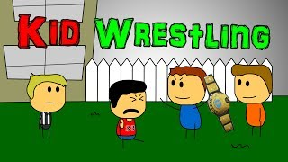 Brewstew - Kid Wrestling