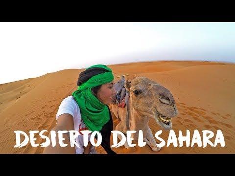 ¡ASÍ ES EL DESIERTO DEL SAHARA! MARRUECOS 2