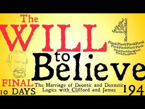 The Will to Believe (William James)
