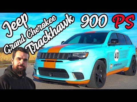 Geigercars - Jeep Grand Cherokee Trackhawk 900 PS 1000 NM ❌DER URUS KILLER!❌