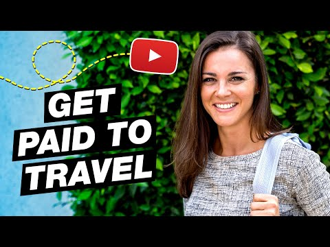 How to START and Grow a TRAVEL YouTube Channel from ZERO— 5 Tips