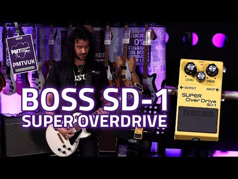 boss-sd-1-super-overdrive-pedal---one-of-the-greatest-ever!